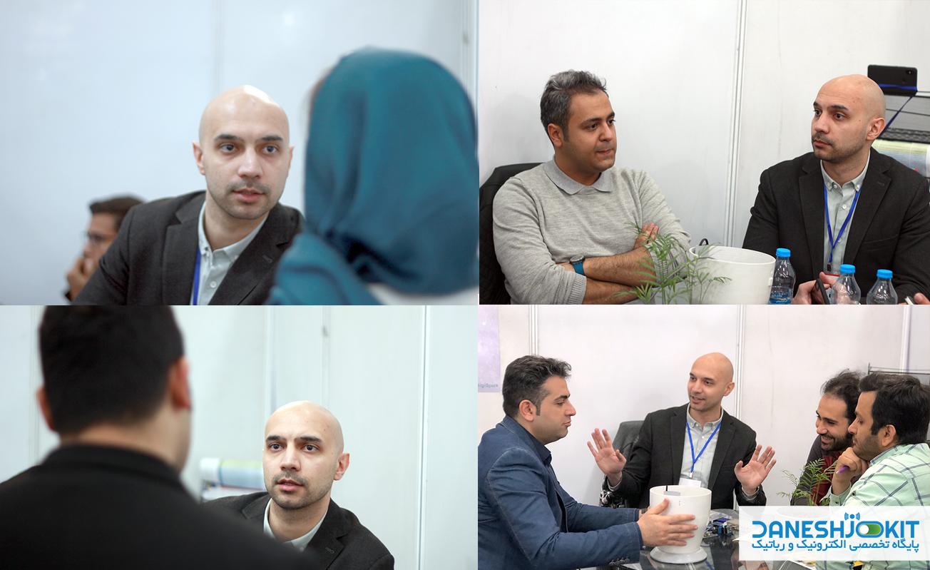 گزارش تصویری نمایشگاه کار ایران جابکس 2 - daneshjookit